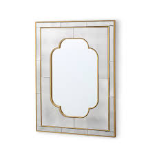 cassia large mirror antique mirror bungalow 5
