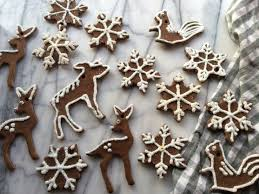 gingerbread salt dough ornaments homemaker