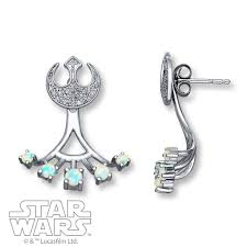 wars earrings best 25 wars jewelry ideas on wars ring