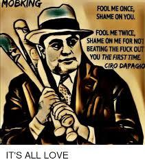 Shame On You Meme - mobking fool me once shame on you fool me twice shame on me for not