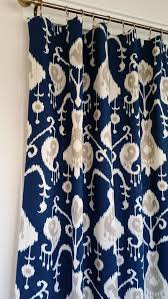 Navy Blue Curtains Ikea Inspiration Of Navy And White Curtains And Blue And White Curtains