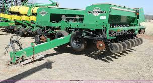 Great Plains Planter by 1997 Great Plains 35 3000 4875 Grain Drill Item C3768 So