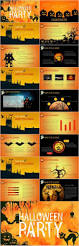 halloween party powerpoint template just free slides