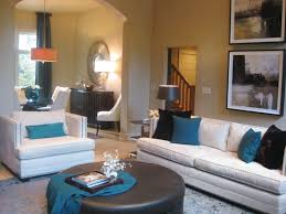 Dark Turquoise Living Room by Brown Turquoise Living Room U2013 Decoration