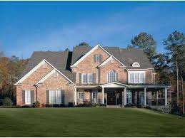 Brick Colonial House Plans 10 Best For Brick Lovers Images On Pinterest Brick Exteriors