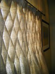 Smocked Burlap Curtains Burlap Smocked Curtains Home And Decor Pinterest Burlap