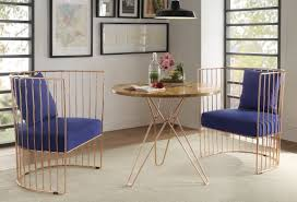 3 Piece Dining Room Set by Acme Furniture Flavio 3 Piece Dining Set Wayfair