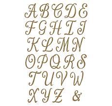 monogramed letters gold letter cake topper gold initial cake topper