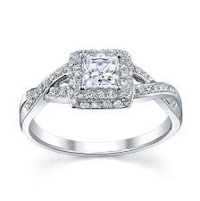 cheap princess cut engagement rings 6 princess cut engagement rings she ll robbins brothers