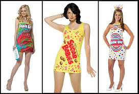 Halloween Costumes For Adults Candy Wrappers As Halloween Costumes Collectingcandy Com
