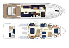 Luxury Yacht Floor Plans by Princess 64 Lady M Charter Yacht Spain Balearic Islands