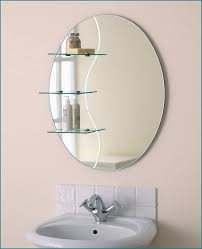 Bathroom Mirrors Bathroom Ideas Frameless Oval Home Depot Bathroom Mirrors With