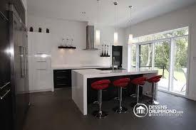 cuisine moderne avec ilot modele cuisine moderne avec ilot central cuisine en image