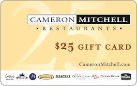 discount restaurant gift cards gift card at discount buy cameron mitchell restaurants gift