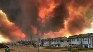 Canada Wildfires by Thousands Flee Devastating Wildfires Video Youtube