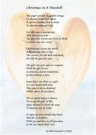 short christmas gifts poems for children to recite at church with
