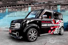 nissan cube 2012 james north productions jnp cube