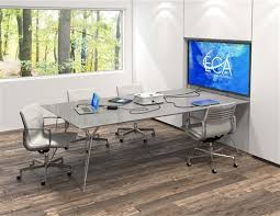 Portable Meeting Table Getaway Portable Collaborative Meeting Technology Solution