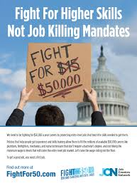 fight for 50 000 careers not job killing mandates defend main