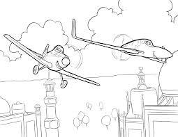 disney u0027s planes coloring pages free disney printable planes color