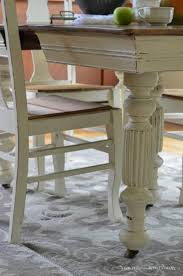 Paint Dining Room Chairs Chalk Paint Dining Room Table Chalk Paint S Antique Dining
