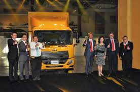 tan chong industrial equipment u0026 ud trucks launch medium duty