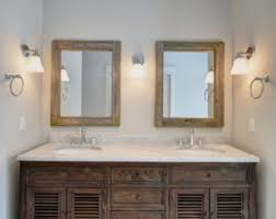 Wood Mirrors Bathroom Mirror Design Ideas Desk Wooden Bathroom Mirror Drawer