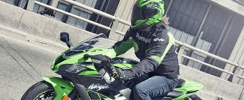 green motorcycle jacket kawasaki supersport joe rocket canada