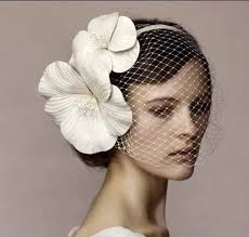 bridal headpieces how to wear wedding headpieces weddingelation