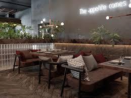 restaurant simple архитектурная студия зробім