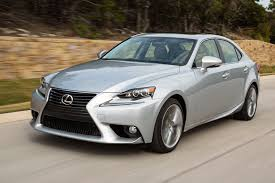 lexus sedan lexus infiniti get rare u0027not recommended u0027 reviews