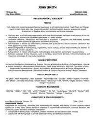 good software developer resume resume sample