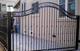 wrought iron fences chicago iron gate illinois wrought iron