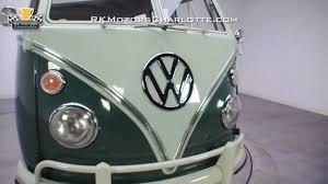 volkswagen vintage square body 132696 1965 volkswagen 13 window microbus youtube