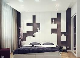 Japanese Room Design by Modern Japanese Bedroom With Contemporary Storage Idea In Black