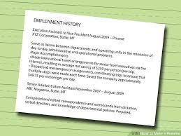 Create A Job Resume How To Make A Resume 20 Format On How To Make A Resume Format