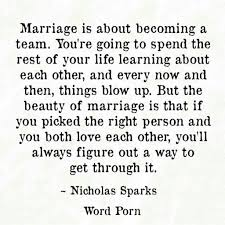 wedding quotes nicholas sparks beautiful marriage new quotes