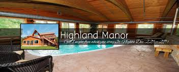 highland manor railey mountain lake vacations 8 bedroom private pool vacation rental home deep creek lake winter special offers highland manor