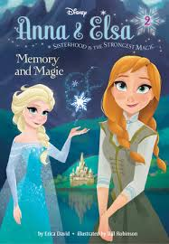 anna u0026 elsa 2 memory magic disney frozen erica david