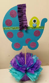 cookie monster baby shower best 25 monsters inc centerpieces ideas on pinterest monsters