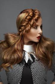 566 best hair styles images on pinterest hairstyles hair art