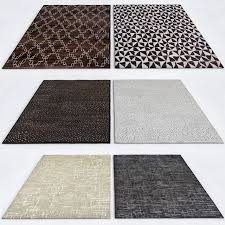 Mansour Modern Rugs Abo Rugs By Mansour Modern 3d Model
