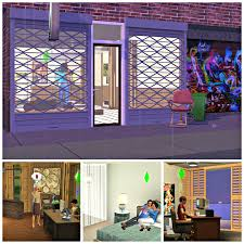 Sims 3 Awning Curtains Or More Specifically Window Dressings Sims 3 Style