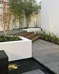 design gartenh user wasserspiele im garten mit hanglage garten gardens