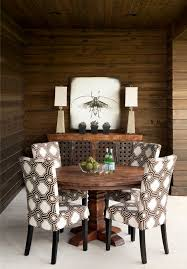 Patterned Dining Chairs Colorful And Patterned Dining Chairs Eatwell101