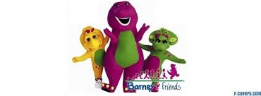 barney friends cover timeline photo banner fb