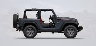 2017 jeep wrangler and wrangler unlimited rubicon recon