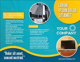 tri fold brochure template indesign free indesign 3 fold brochure template tri fold business brochure