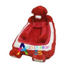 Kasur Bayi Karakter kasur bayi karakter beruang merah adzkia shop35