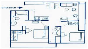 apartments house plans two master suites two master home plans